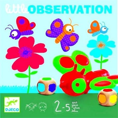 Little Observation - Jeu de Société - Djeco Djeco