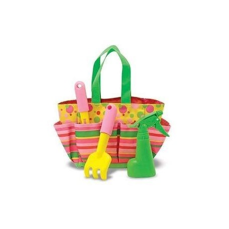 Trousse de Jardinage Fillette MD
