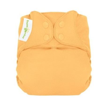 Bumgenius Freetime All-in-One Diaper Clementine