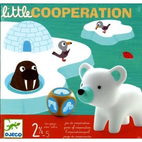 Little Cooperation - Jeu de Société - Djeco Djeco