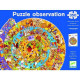 Puzzle D'observation 350 pièces - Djeco  Djeco