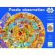 Puzzle D'observation Histoire 350 pièces - Djeco Djeco