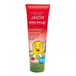 Jason toothpaste strawberry