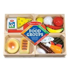 Les 4 Groupes Alimentaires - Melissa & Doug Melissa & Doug