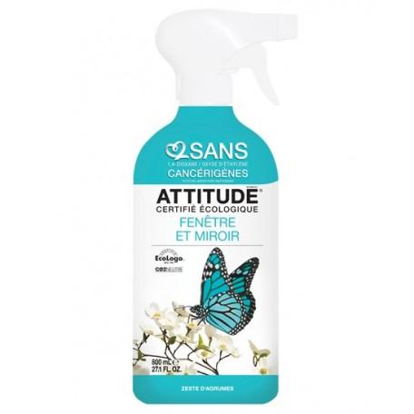 Nettoyant Fenêtres & Miroirs - Attitude Attitude