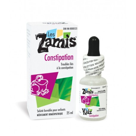 Sirop Constipation - Les Zamis