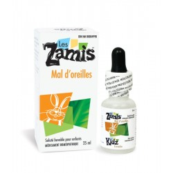 Kidz earache oral solution - Les Zamis