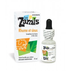 Kidz Cold & Sinus oral solution Les Zamis