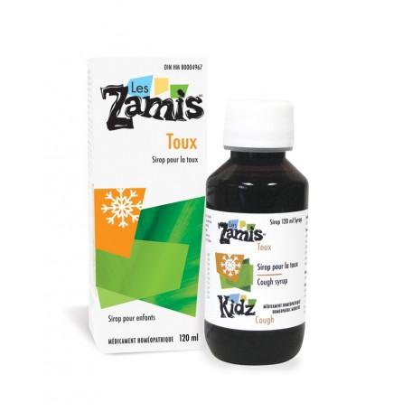 Kidz cough syrup - Les Zamis
