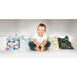 Extra Covers for Kids Pillow, Nneka