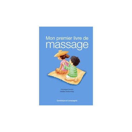 My First Book to learn Massage