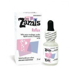 Reflux Syrup - Les Zamis