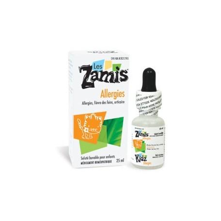 Sirop Allergies, Les Zamis