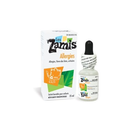 Syrup Allergies , Les Zamis