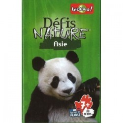 Défis Nature Asia