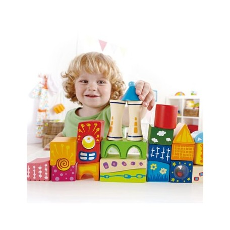 Fantasia Blocks Castle - Hape