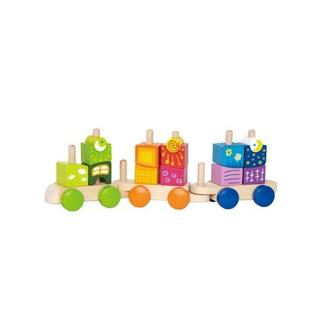 Fantasia Blocks Train, Hape