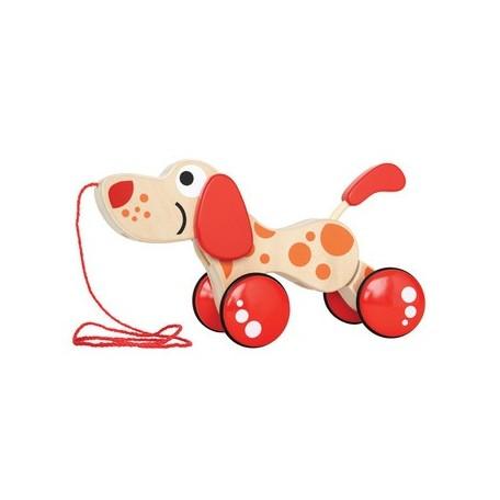 Petit chien marchant, Hape