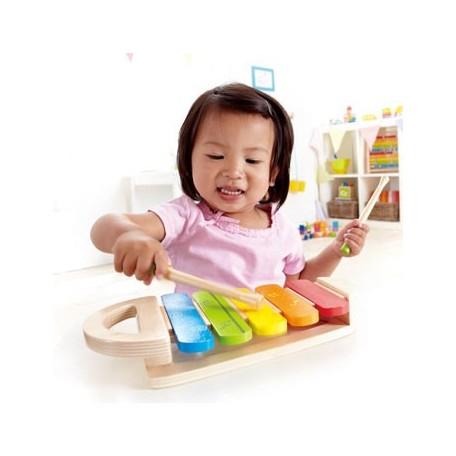 Rainbow Xylophone, Hape