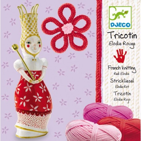 French Knitting, Djeco