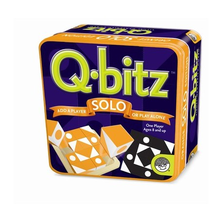 Q-bitz Solo - Edition Orange