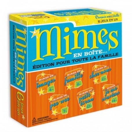 Mimes en boîte, Outset