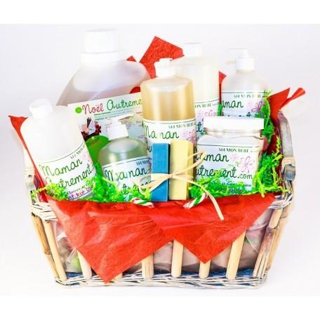 Gift Basket Ecolo Organic