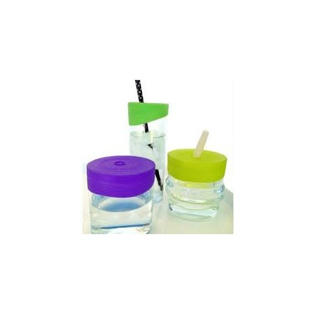 Couvercles Universels pour Verre - Silikids Siliskin Silikids Siliskin Go Sili