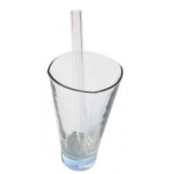 Paille en verre droite 10mm