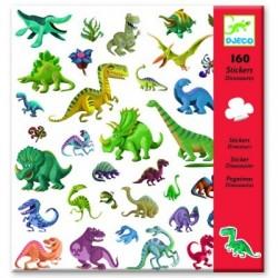 160 stickers dino, Djeco Djeco