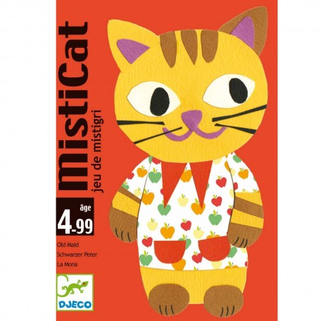 Misticat, Logic Game - Djeco