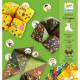 Initiation àl'Origami Cocotte Verte - Djeco