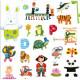 + de 1000 Stickers pour petits, Djeco Djeco