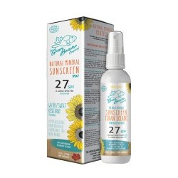 Organic Sunscreen Spray - Green Beaver