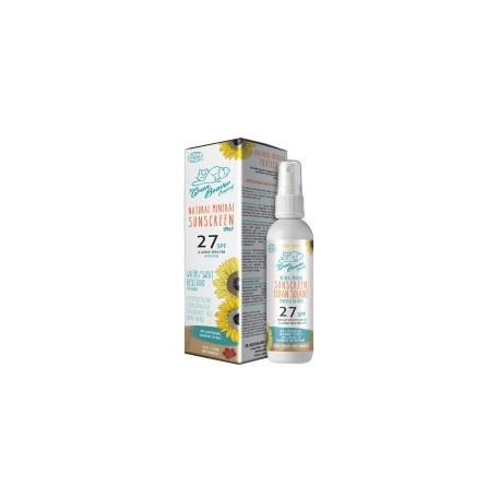 Organic Sunscreen Spray - Green Beaver