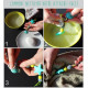 Teething Pacifier Clip - Bulle Bijouterie - cleaning instructions