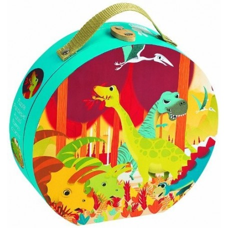 Dinosaurs Puzzle - Janod