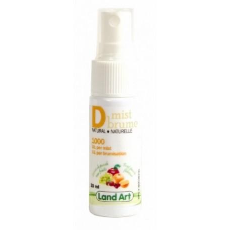 Mist Vitamin D - Land Art