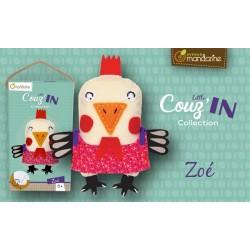 Sew Little Couz'in - Avenue Mandarine - Zoe