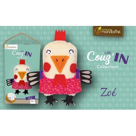 Coudre Little Couz'in - Avenue Mandarine - Zoé