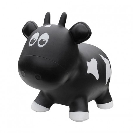 Animal jumper, Cow - Farm Hoppers - black cow
