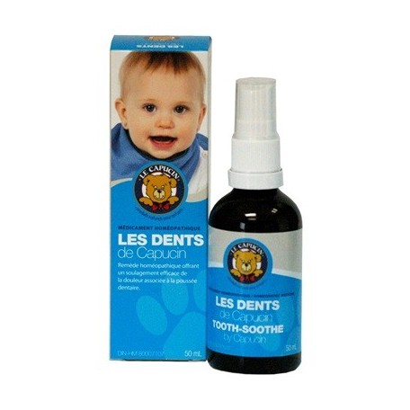 Tooth-soothe - Le Capucin
