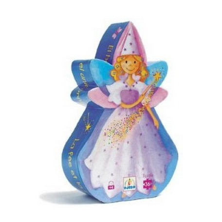 Fairy Puzzle - Djeco - Box