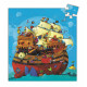 Barbarossa's Boat Puzzle 54 pieces - Djeco - Puzzle