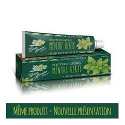 Dentifrice Naturel Menthe Verte - Green Beaver Green Beaver