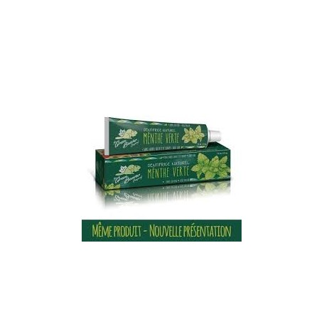 Natural Toothpaste Green Mint - Green Beaver