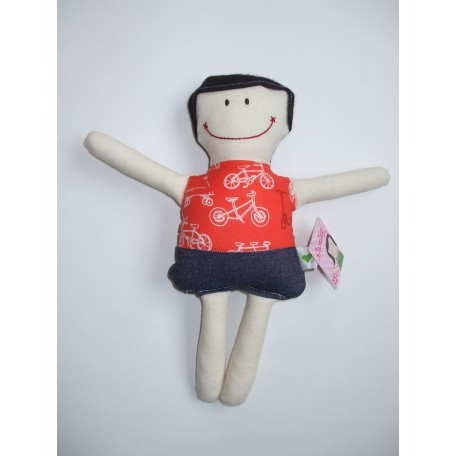 Gamine Doll Poiplumes - Gamine et Cie