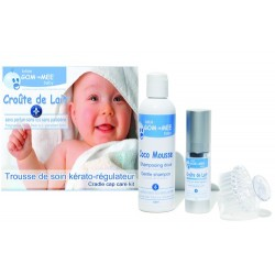 Cradle Cap Care Kit - Gom-mee