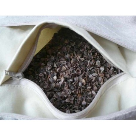 Buckwheat Hulls - Filled pillow