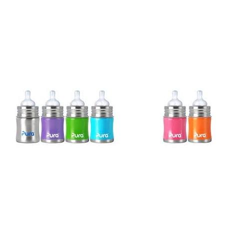 Stainless Steel Bottle 5oz - Pura